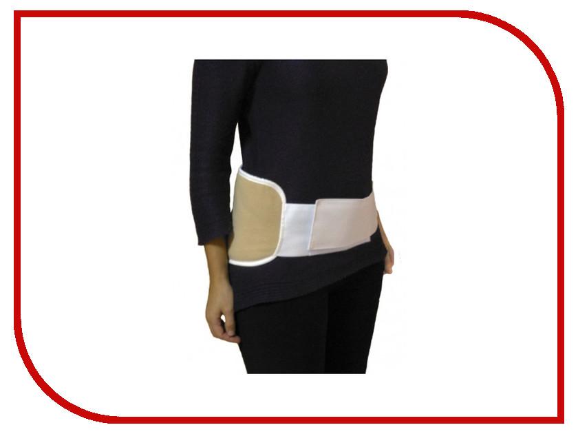 Ортопедическое изделие Smart Textile Пояс из флиса с верблюжьей шерстью Р577