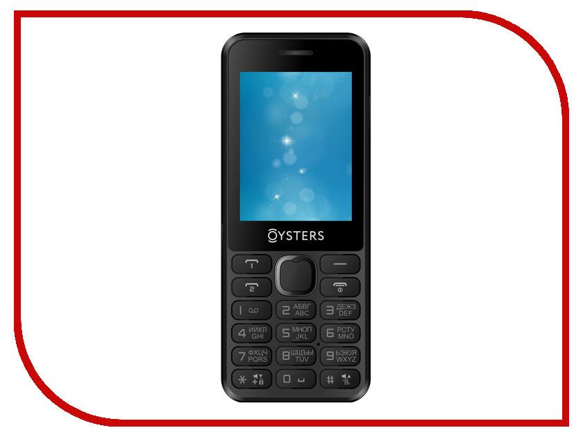 Сотовый телефон Oysters Novgorod Black