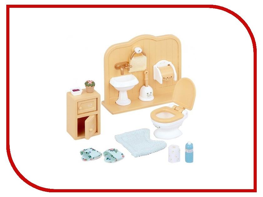 Игровой набор Sylvanian Families Туалетная комната 3563 / 5020 игровые наборы sylvanian families игровой набор малыш далматин