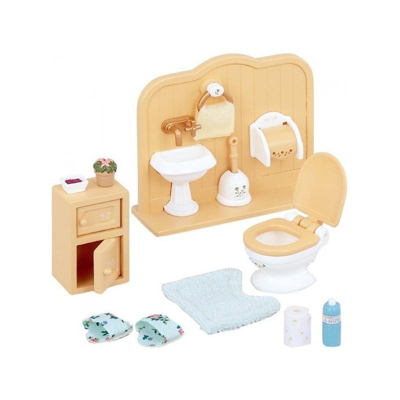 Игровой набор Sylvanian Families Туалетная комната 3563 / 5020