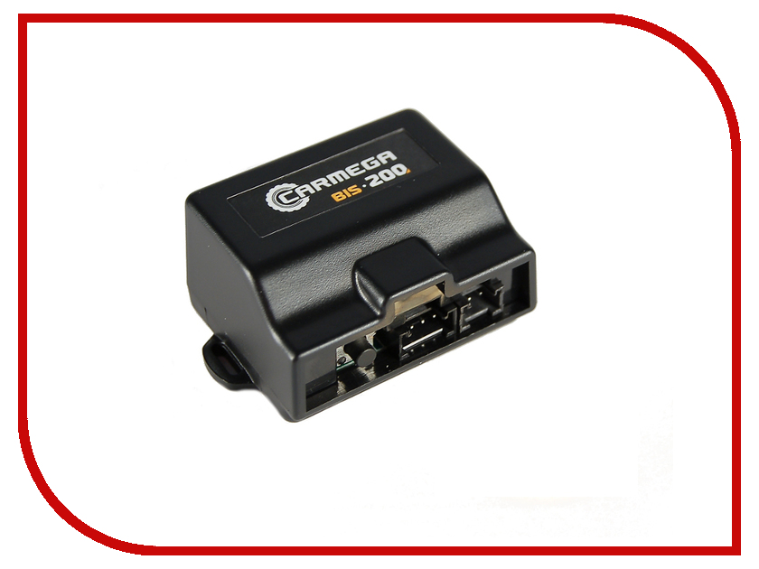Иммобилайзер Carmega BIS-200 - модуль обхода иммобилайзера<br>