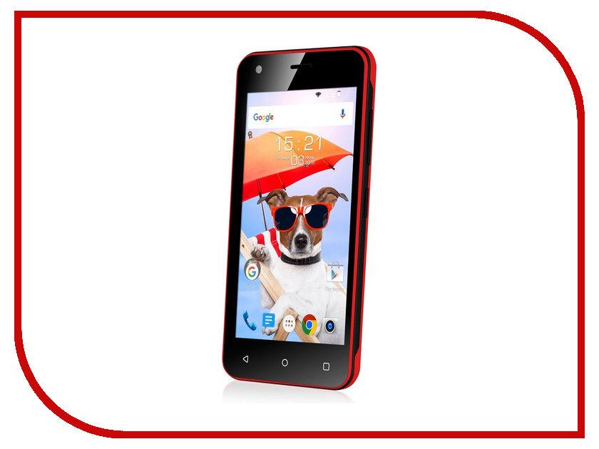 Сотовый телефон Fly FS454 Nimbus 8 Red<br>