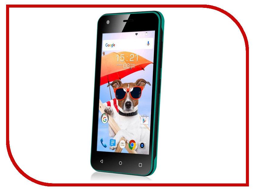 Сотовый телефон Fly FS454 Nimbus 8 Turquoise Green<br>