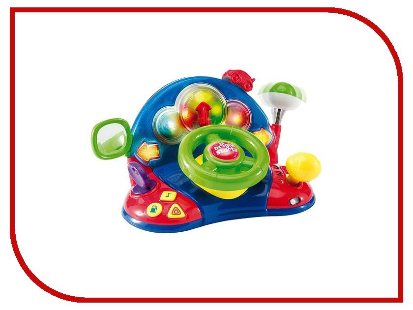 Руль Bright Starts Маленький водитель 52178 развивающая игрушка bright starts маленький водитель