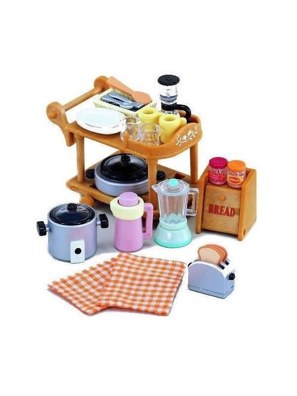 Игровой набор Sylvanian Families Кухонная посуда 2819 / 5090