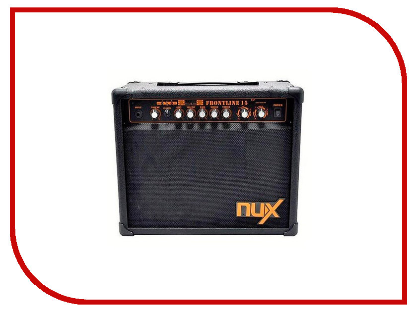 Комбо-усилитель Nux Digital Amplifier Frontline 15 Black