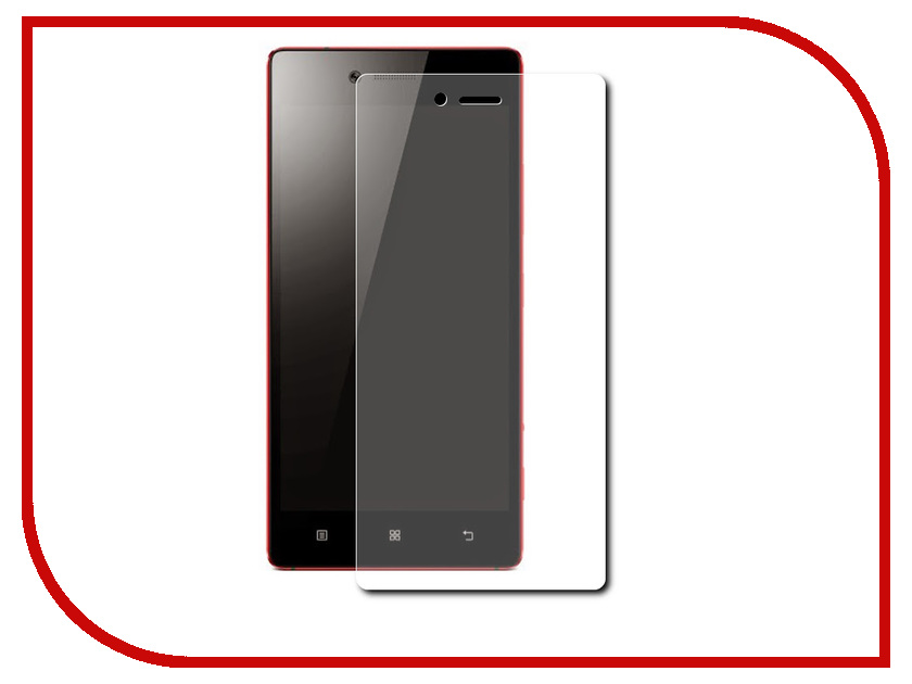 Аксессуар Защитная пленка Lenovo Vibe Shot Aksberry глянцевая<br>