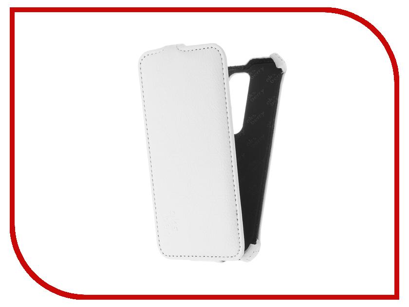 Аксессуар Чехол LG H650E Class Aksberry White аксессуар защитное стекло lg class h650e caseguru 86176