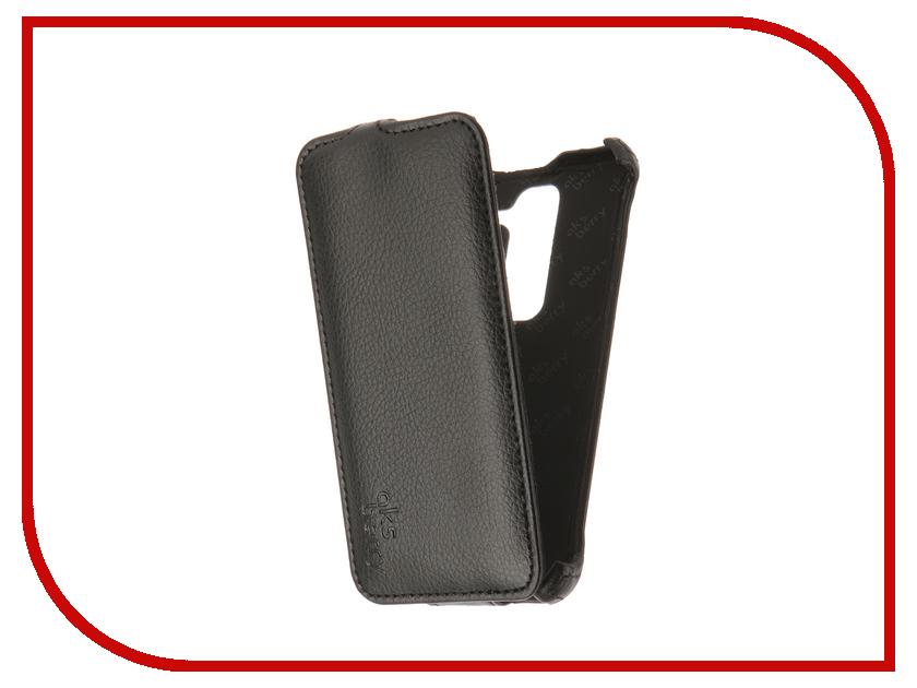 Аксессуар Чехол LG H650E Class Aksberry Black