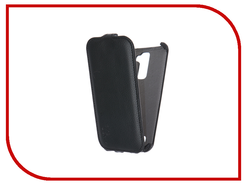 Аксессуар Чехол LG K410/430DS K10 3G/LTE Aksberry Black