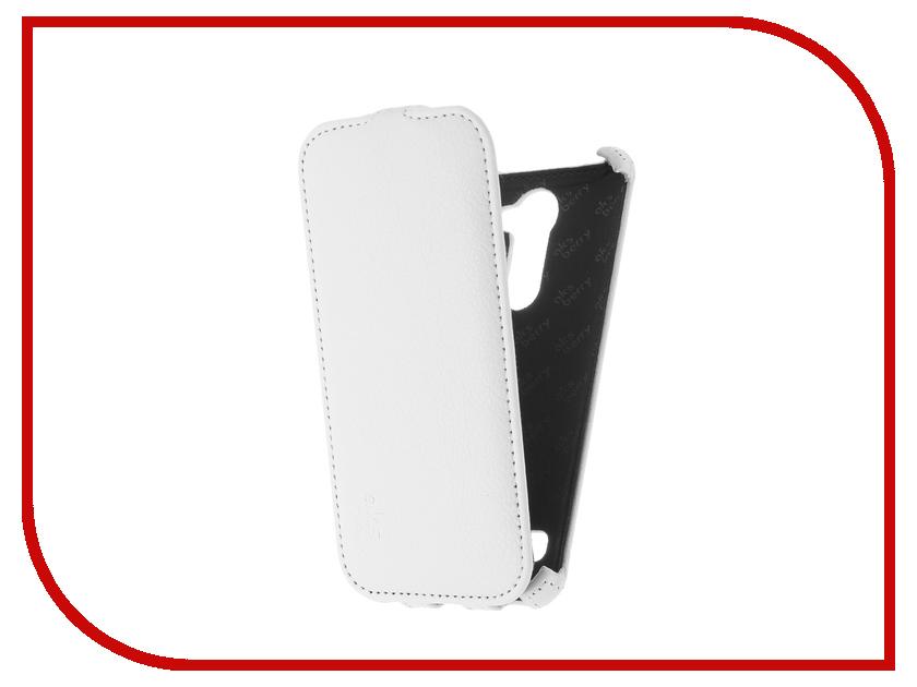Аксессуар Чехол LG X190 Ray Aksberry White аксессуар защитное стекло onext eco для iphone 7 plus 43111