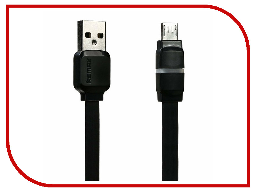 Аксессуар Remax USB - MicroUSB Breathe RC-029m 1m Black 14376 стоимость
