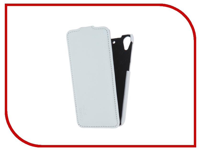 Аксессуар Чехол Zibelino for HTC Desire 626 / 626G Dual Sim / 626G+ Dual Sim / 628 Aksberry White<br>