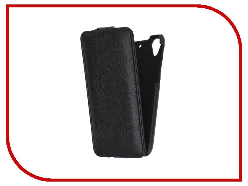 Аксессуар Чехол Zibelino for HTC Desire 626 / 626G Dual Sim / 626G+ Dual Sim / 628 Aksberry Black