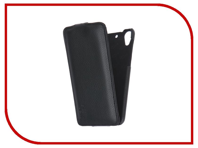 Аксессуар Чехол HTC Desire 728G Aksberry Black