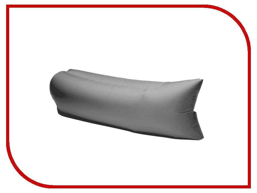 Надувной матрас Lamzac 220х70см Grey<br>