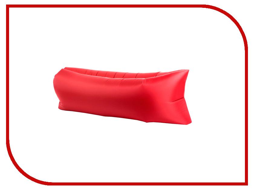 Надувной матрас Lamzac 220x70cm Red