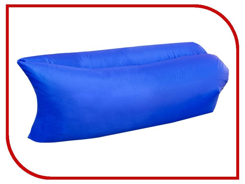Надувной матрас Lamzac 220x70cm Light Blue