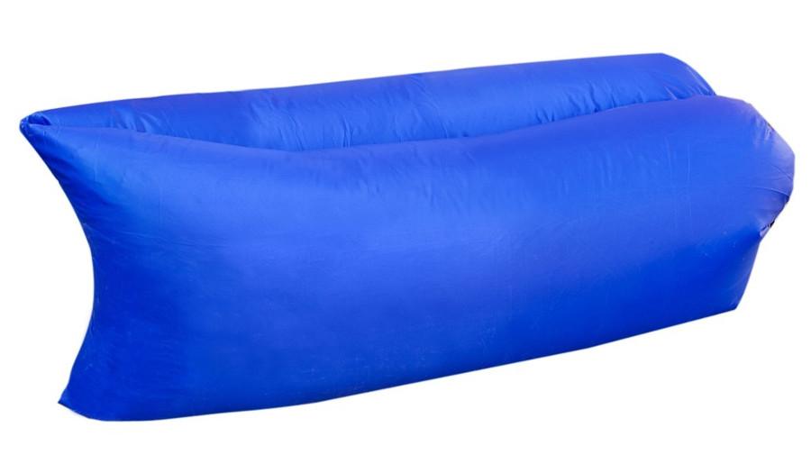 Надувной матрас Удачный сезон 220x70cm Light Blue