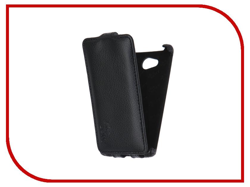 Аксессуар Чехол Philips S307 Aksberry Black<br>