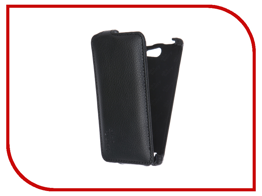 Аксессуар Чехол Philips S309 Aksberry Black