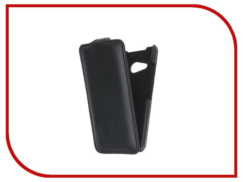 Аксессуар Чехол Microsoft Lumia 550/550 dual sim Aksberry Black