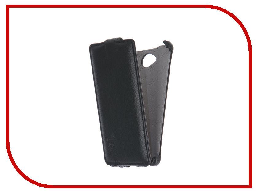 Аксессуар Чехол Microsoft Lumia 650/650 dual sim Aksberry Black<br>