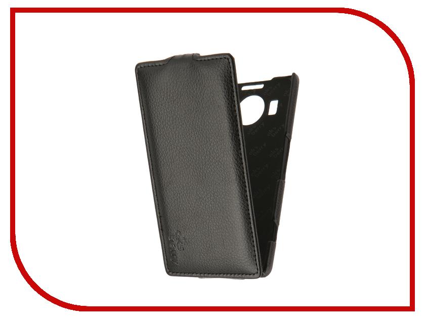 Аксессуар Чехол Microsoft Lumia 950 XL/950 XL dual sim Aksberry Black