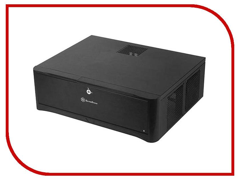Корпус SilverStone Case Ss Grandia GD06B Black SST-GD06B