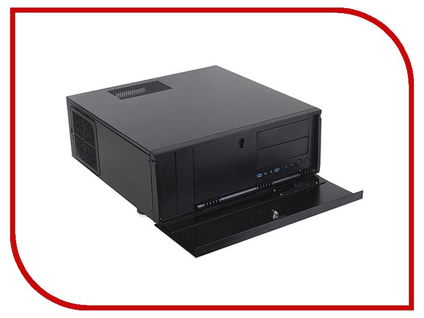 Корпус SilverStone Case Ss Grandia GD07B Black SST-GD07B