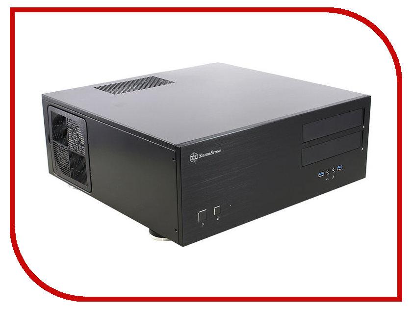 Корпус SilverStone Case Ss Grandia GD08B Black SST-GD08B корпус silverstone case ss precision ps11b q black sst ps11b q