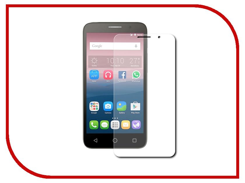 Аксессуар Защитная пленка Alcatel 5025D POP 3 5.5 Aksberry матовая redline для one touch pop 3 5025 матовая