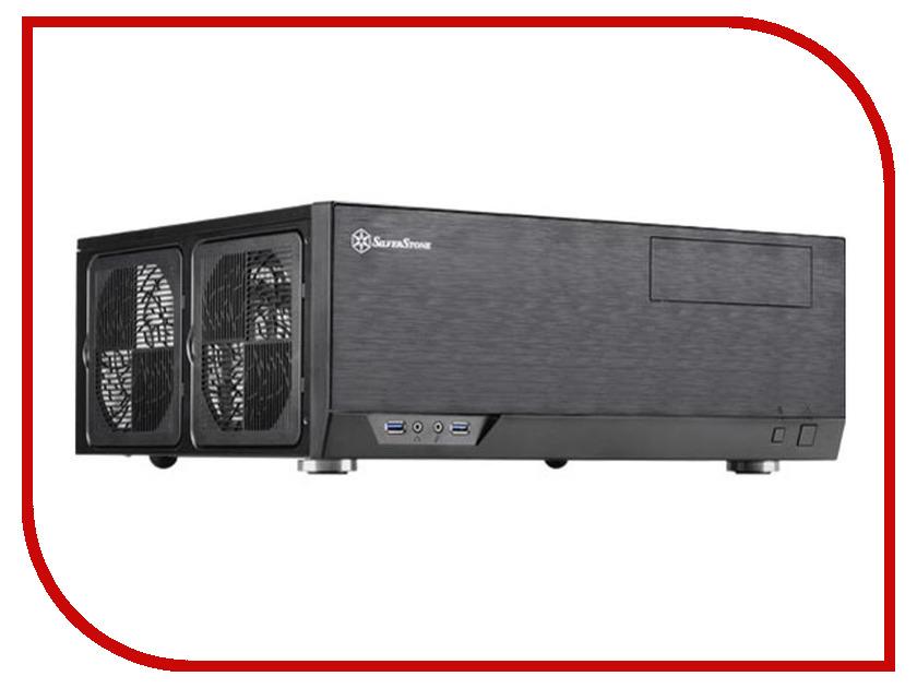 Корпус SilverStone Case Ss Grandia GD09B Black SST-GD09B корпус silverstone case ss precision ps11b q black sst ps11b q