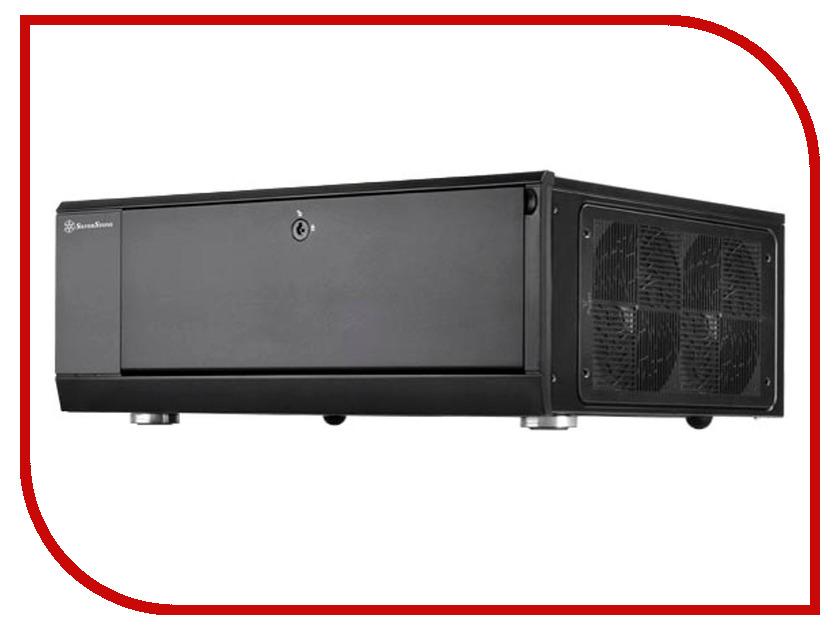 Корпус SilverStone Case Ss Grandia GD10B Black SST-GD10B