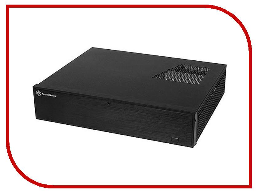 все цены на Корпус SilverStone Case Ss Milo ML04B Black SST-ML04B онлайн