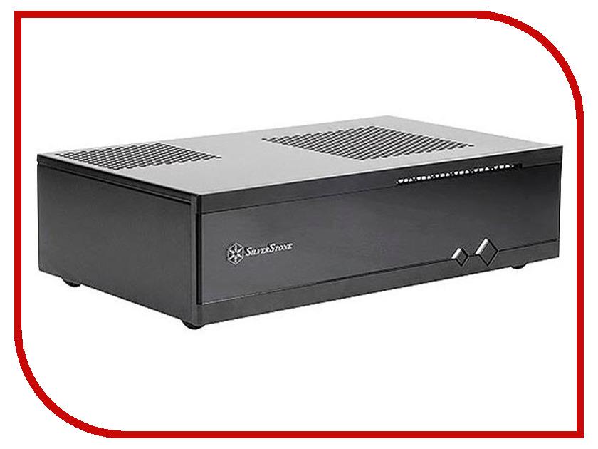 Корпус SilverStone Case Ss Milo ML05B Black SST-ML05B<br>
