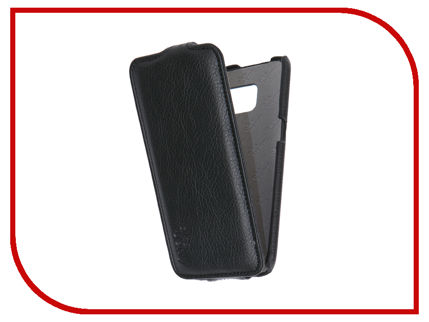 Аксессуар Чехол Samsung SM-G930 Galaxy S7 Aksberry Black<br>
