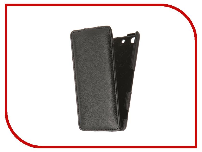 Аксессуар Чехол Sony Xperia M5/M5 Dual Aksberry Black