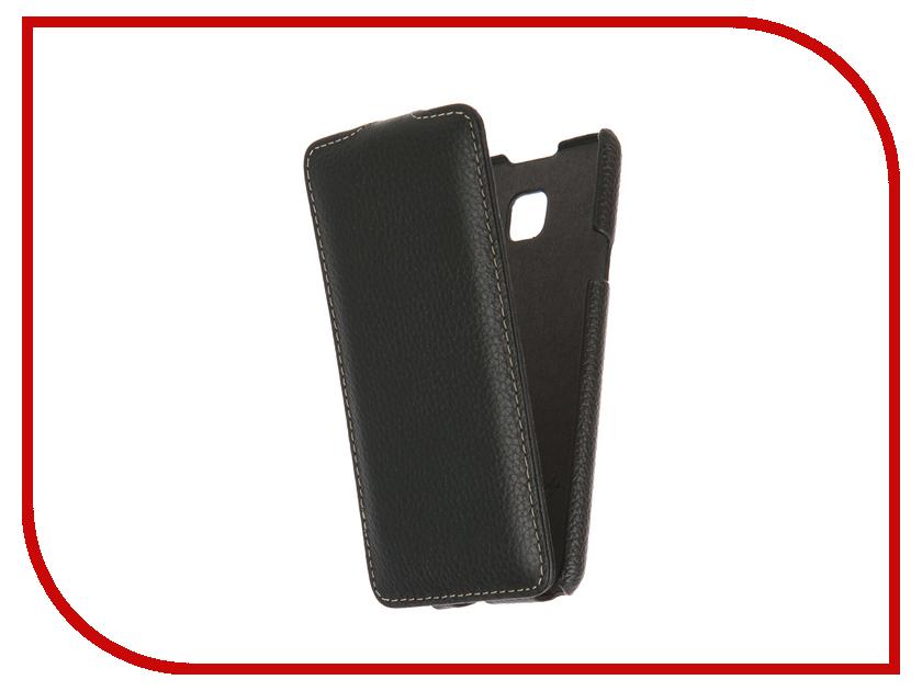 Аксессуар Чехол Samsung Galaxy A3 (2016) Melkco Black LC 9374<br>