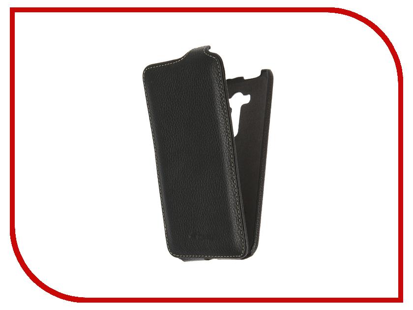 Аксессуар Чехол ASUS ZenFone 2 Laser 5 ZE500KL/ZE500KG Melkco Black LC 9380<br>