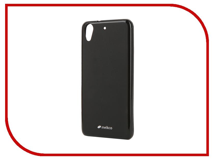 Аксессуар Чехол Zibelino for HTC Desire 626 / 626G Dual Sim / 626G+ Dual Sim / 628 Melkco TPU Black Mat 8249<br>
