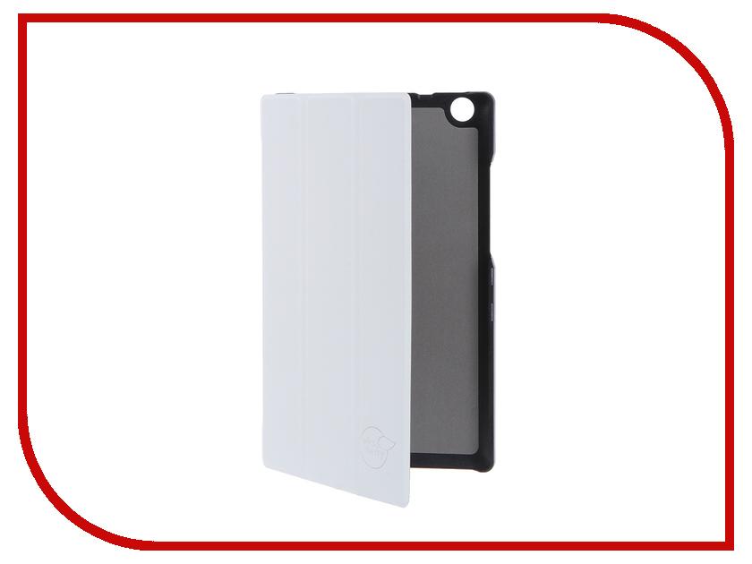 Аксессуар Чехол Lenovo Tab 2 A8-50L Aksberry White