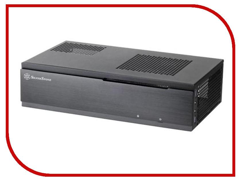 Корпус SilverStone Case Ss Milo ML06B Black SST-ML06B<br>