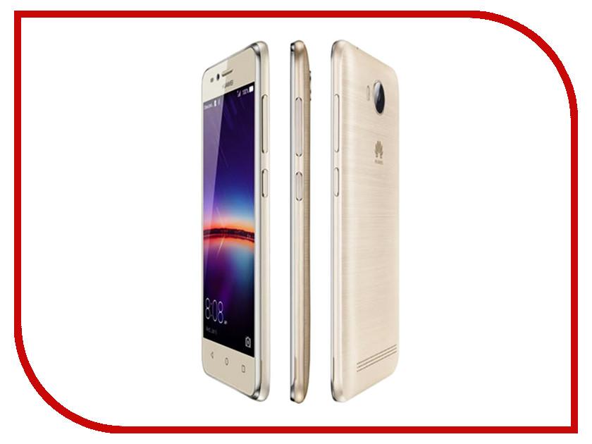 Сотовый телефон Huawei Y3 II Gold<br>