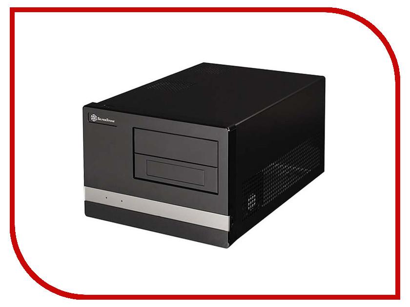 Корпус SilverStone Case Ss Sugo SG02B-F Black SST-SG02B-F