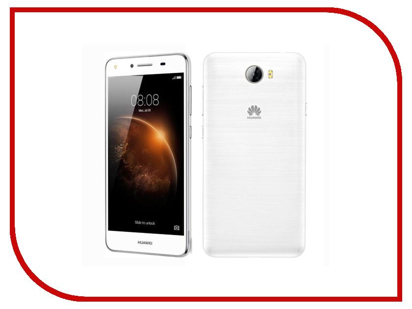 Сотовый телефон Huawei Y5 II CUN-U29 White сотовый телефон дискавери 5