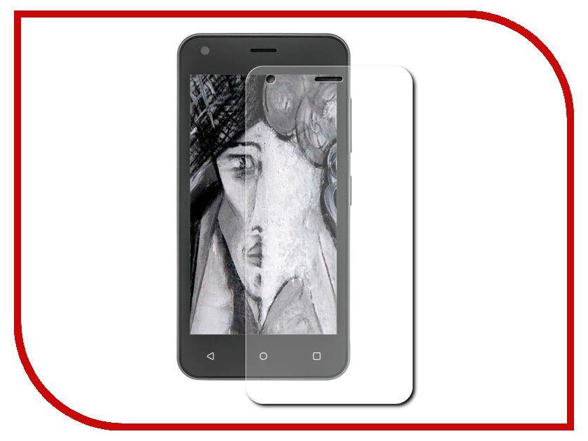 Аксессуар Защитная пленка Fly FS454 Nimbus 8 LuxCase антибликовая 50578 смартфон fly nimbus 10 fs512 черный