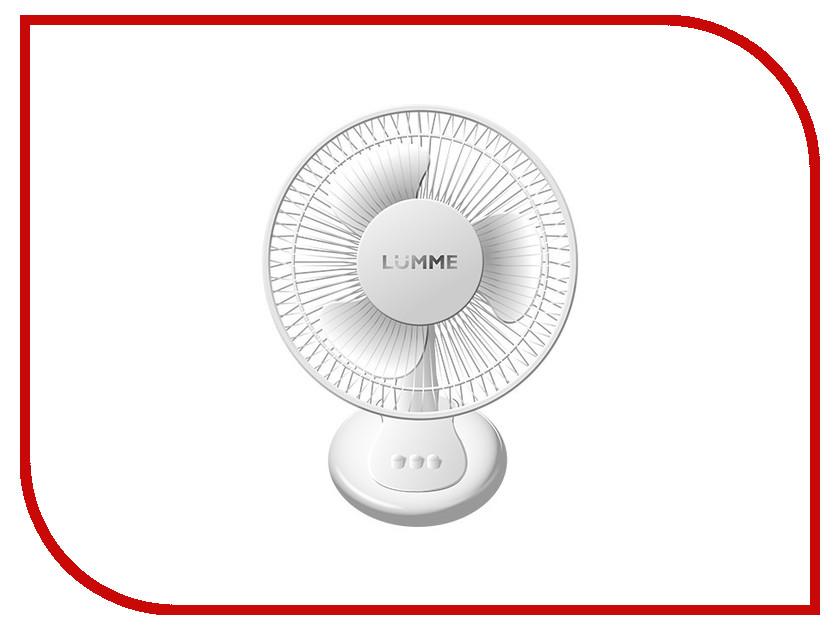 Вентилятор Lumme LU-110 White<br>