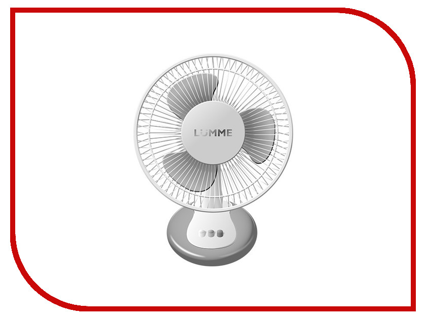 Вентилятор Lumme LU-110 Gray