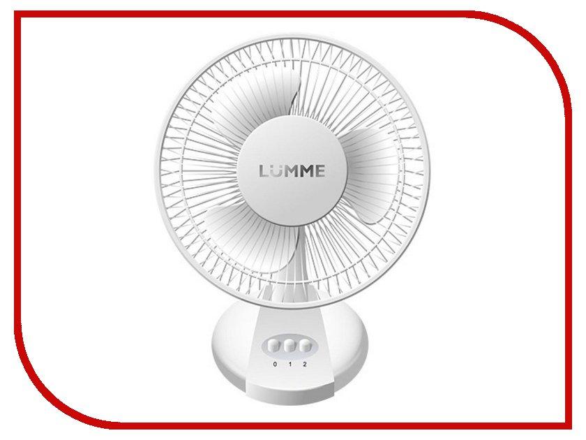 Вентилятор Lumme LU-111 White